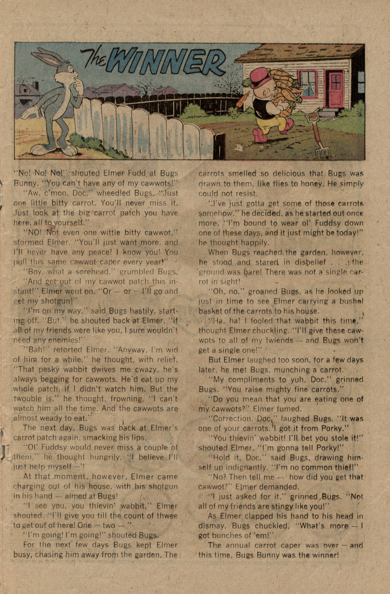 Bugs Bunny (1952) issue 162 - Page 17