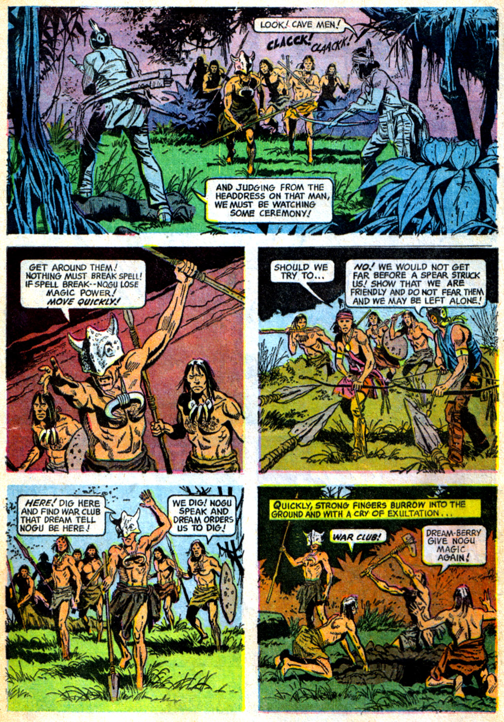 Read online Turok, Son of Stone comic -  Issue #62 - 4