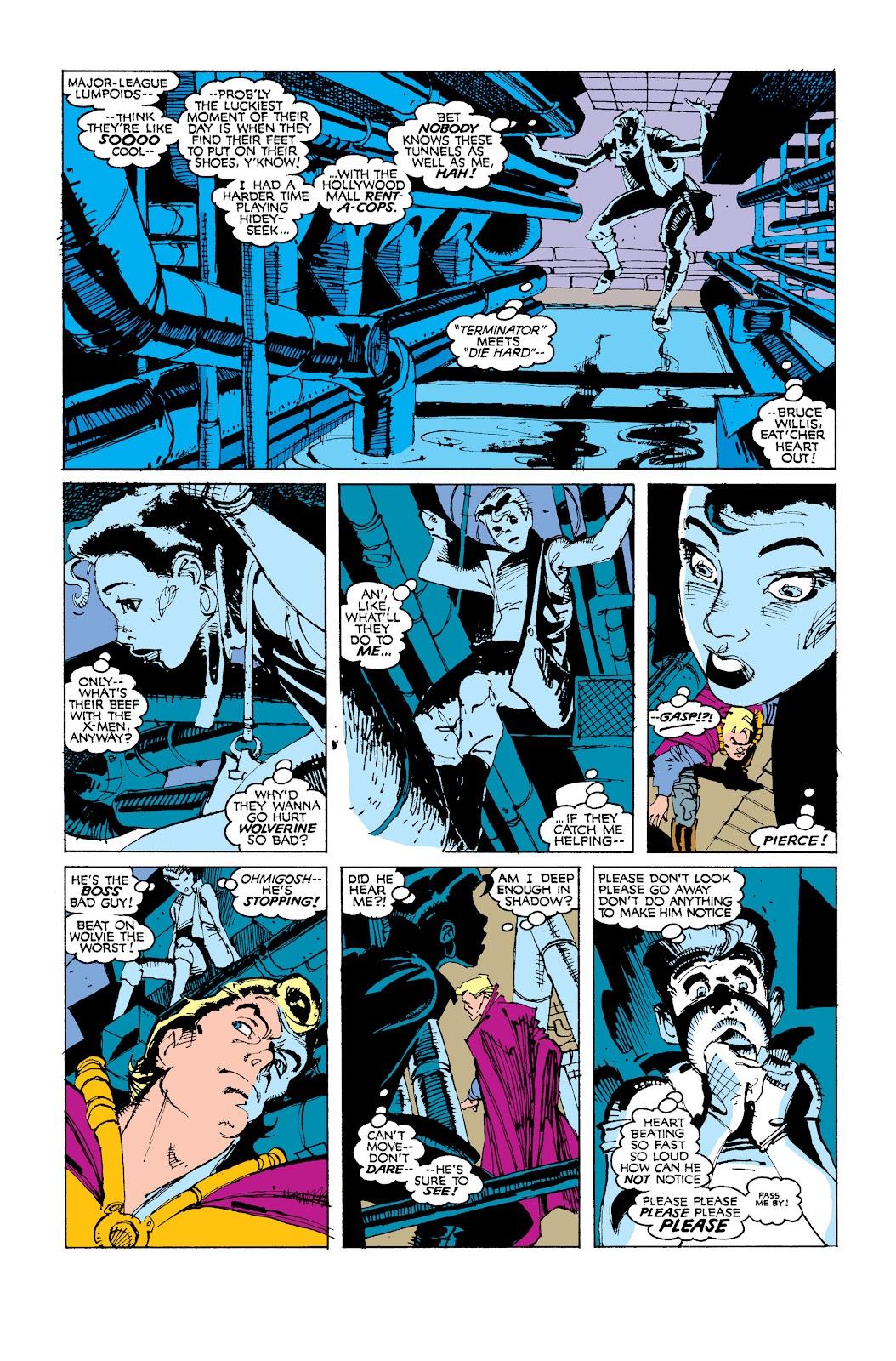 Uncanny X-Men (1963) issue 252 - Page 7