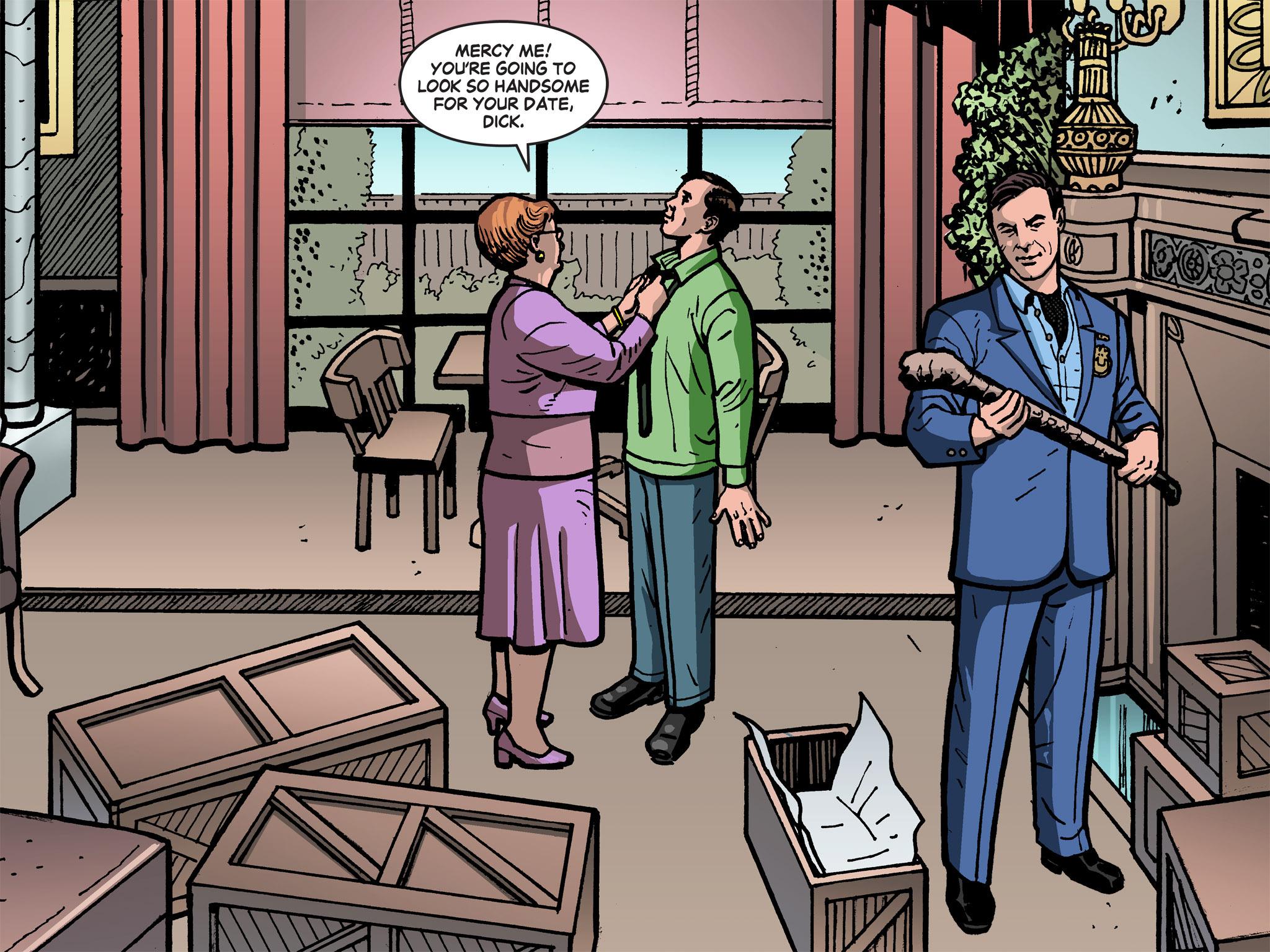 Read online Batman '66 Meets the Green Hornet [II] comic -  Issue #1 - 2