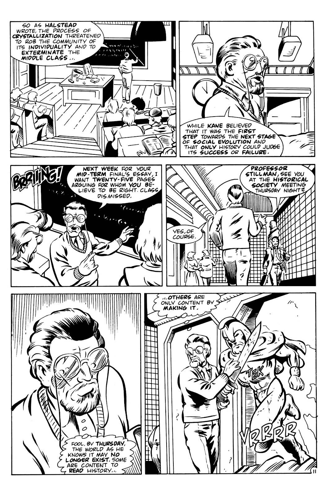 Eagle issue 14 - Page 13
