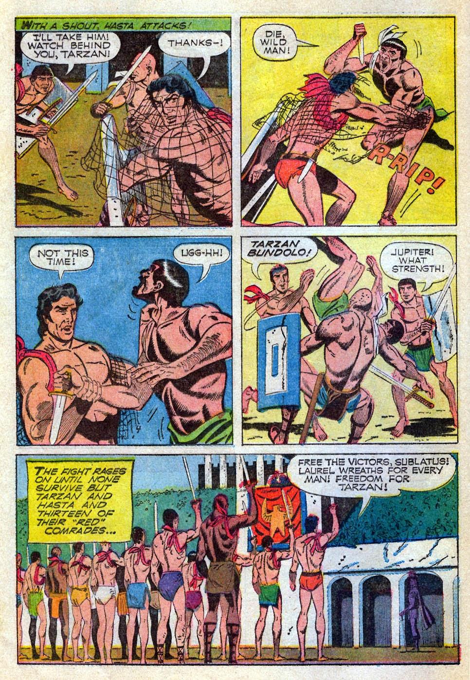 Tarzan (1962) issue 195 - Page 12