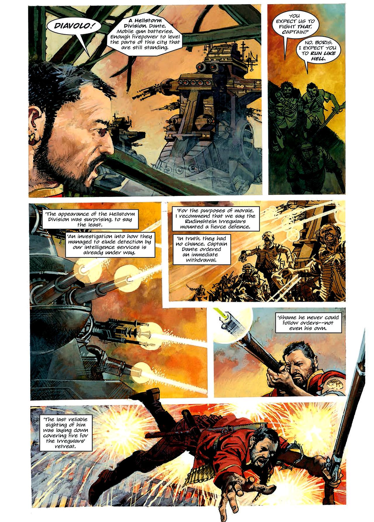 Read online Nikolai Dante comic -  Issue # TPB 4 - 79