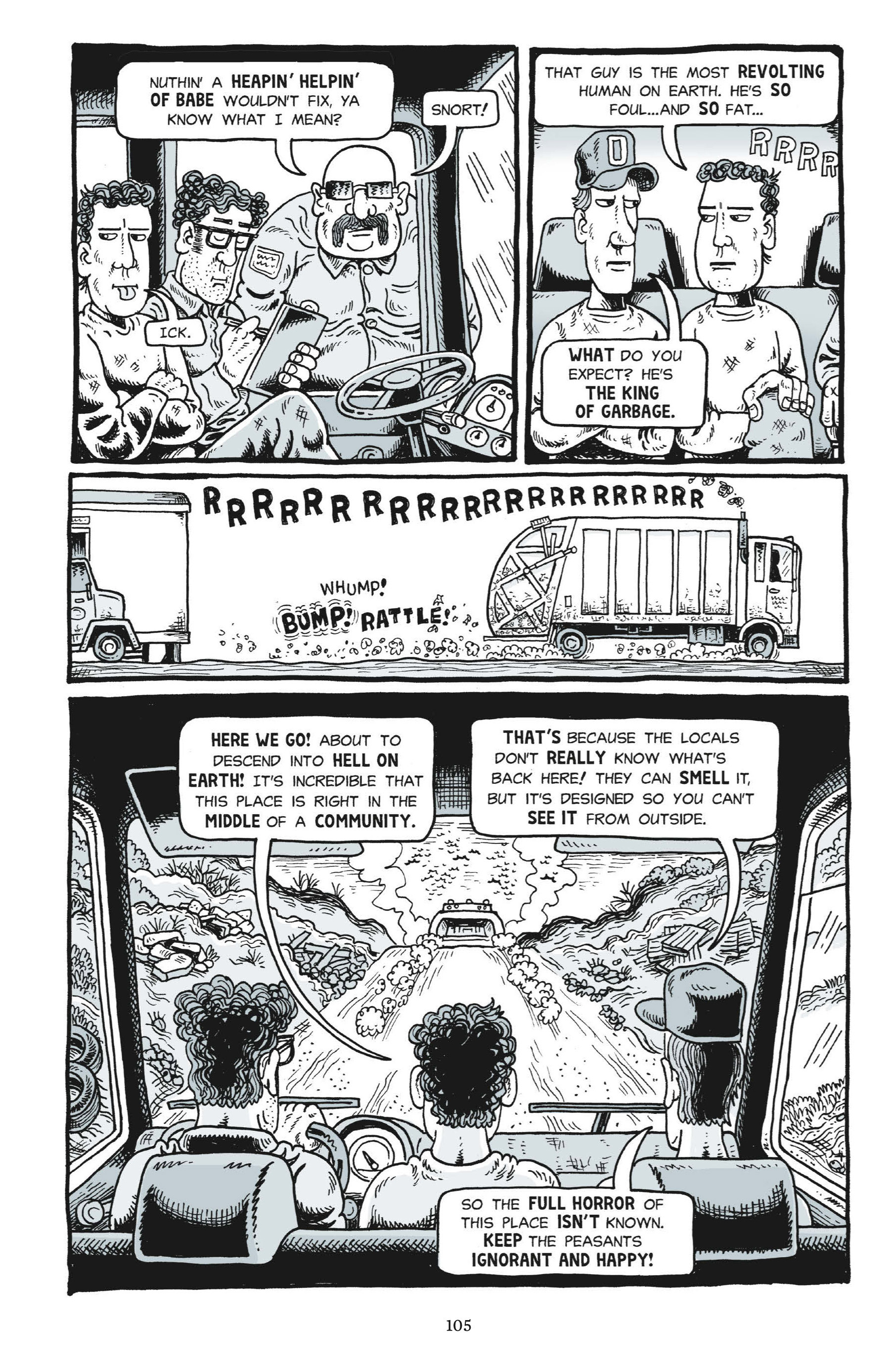 Read online Trashed comic -  Issue # Full - 103