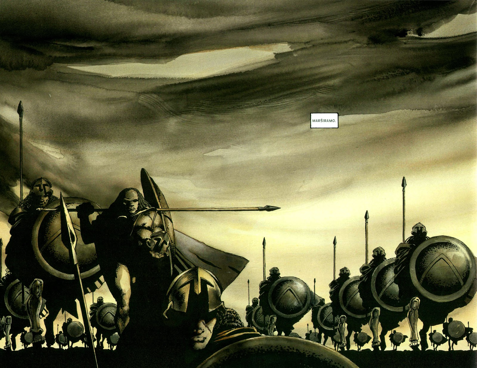Read online 300 (2007) comic -  Issue # TPB - 7