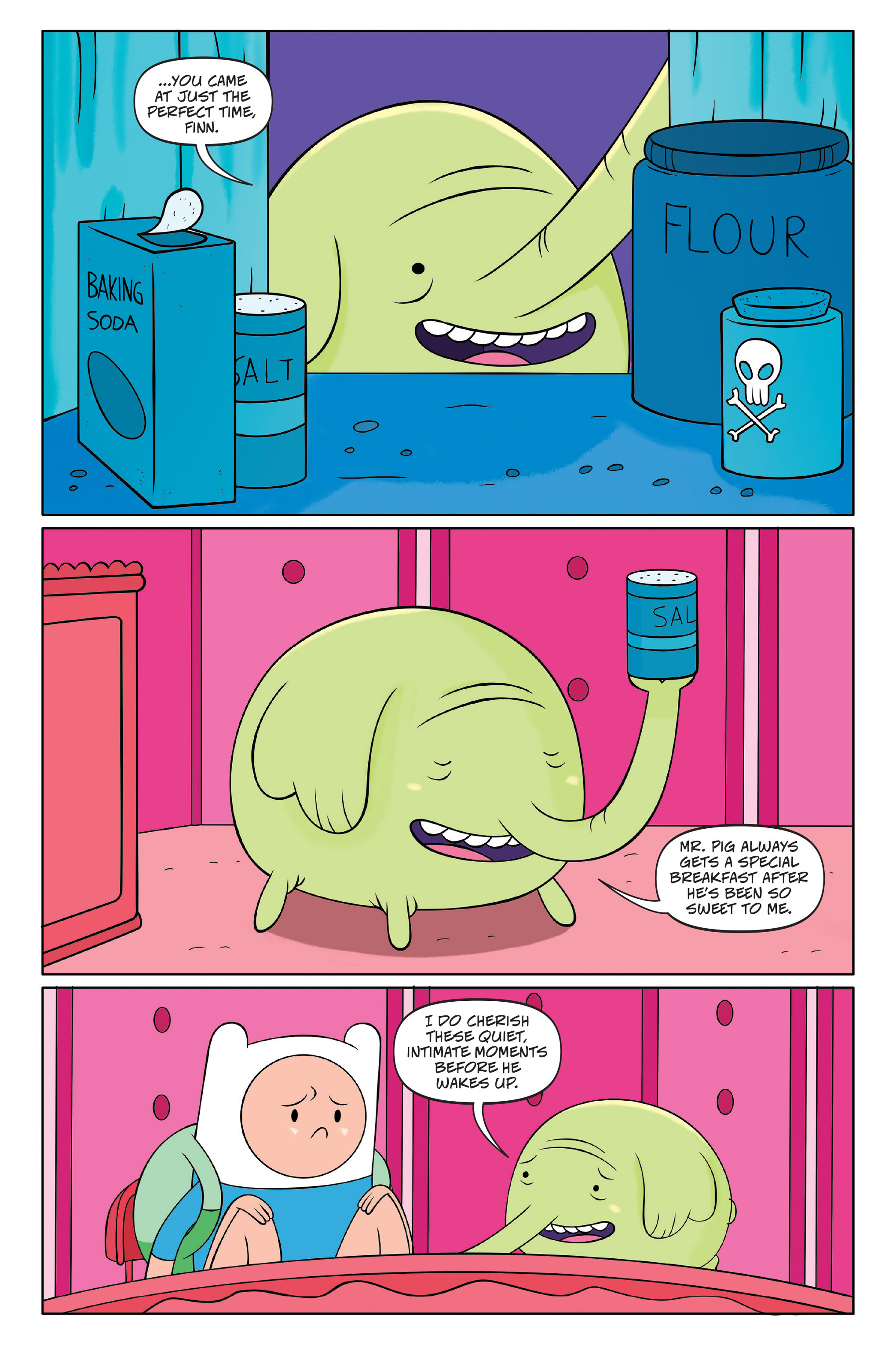 Read online Adventure Time comic -  Issue #Adventure Time _TPB 7 - 102