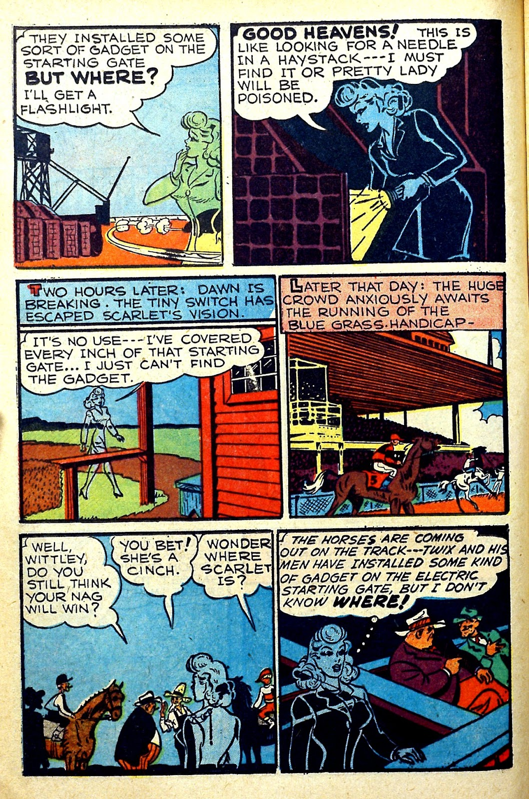 Read online Famous Funnies comic -  Issue #141 - 16