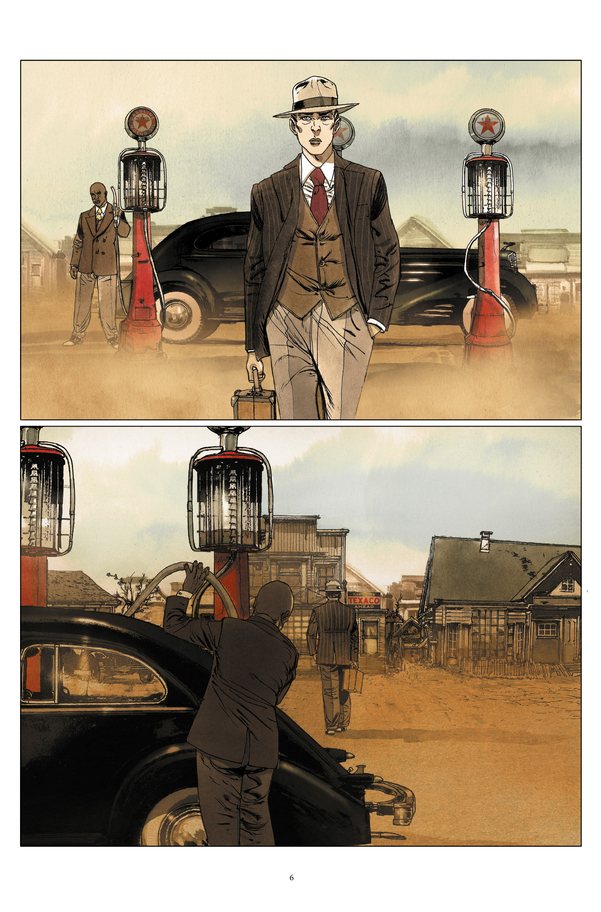 Read online Triggerman comic -  Issue #1 - 11