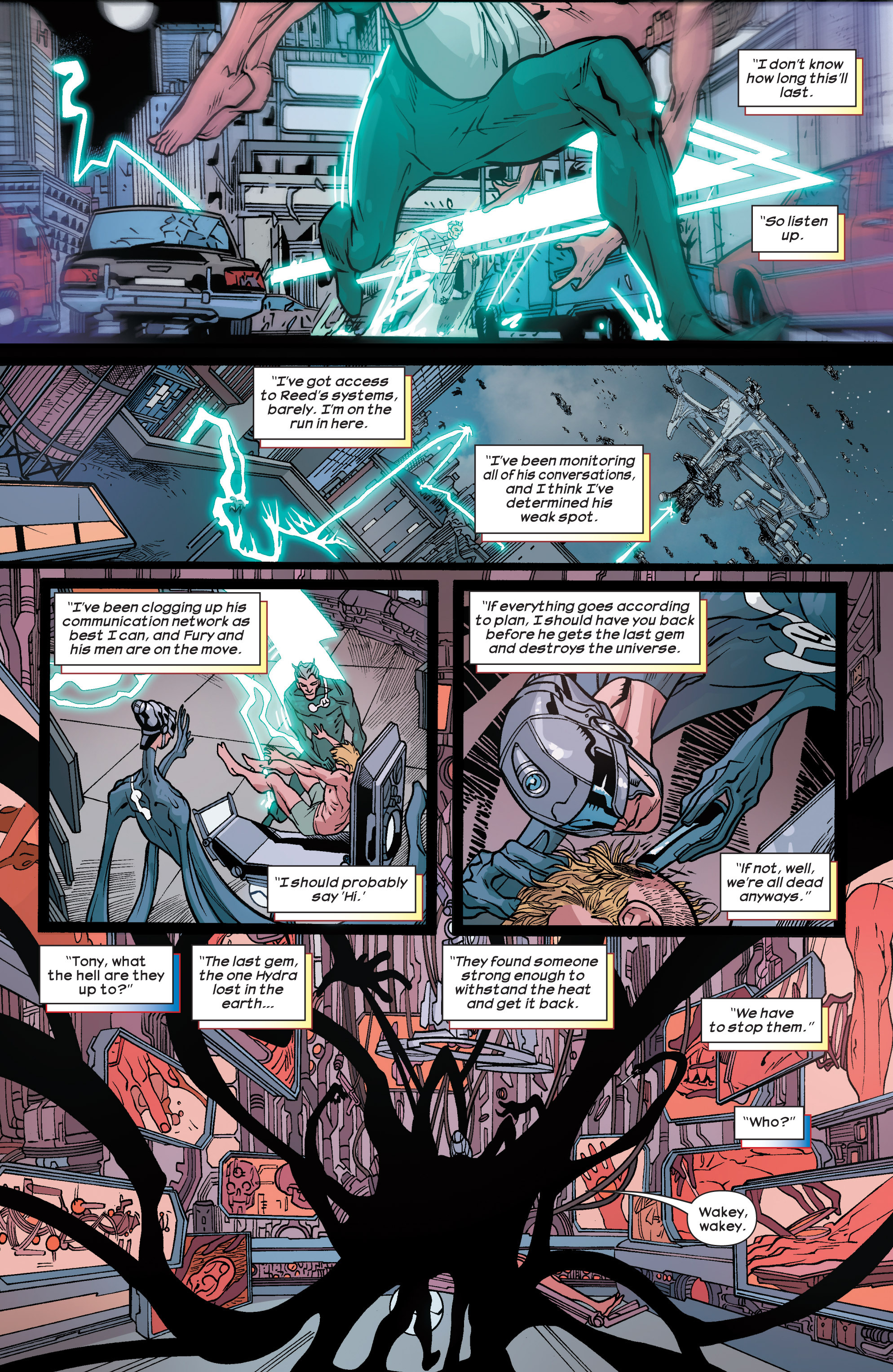 Read online Ultimate Comics Ultimates comic -  Issue #28 - 19