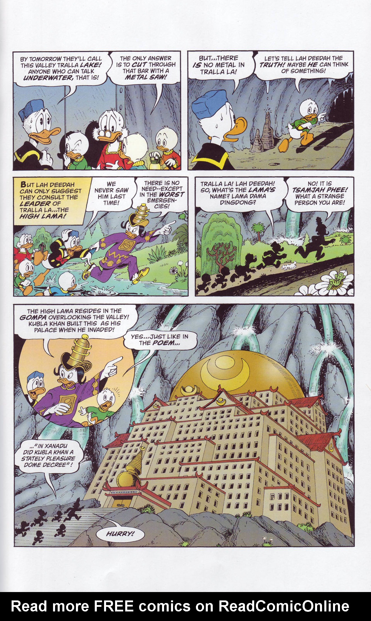 Read online Uncle Scrooge (1953) comic -  Issue #357 - 21