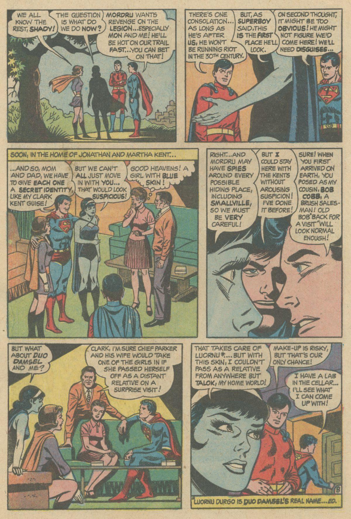 Read online Adventure Comics (1938) comic -  Issue #369 - 12