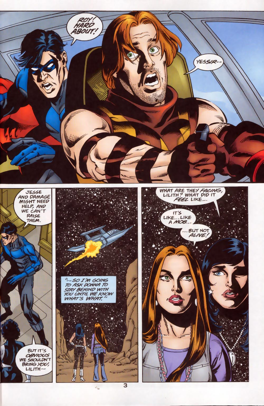 Read online The Titans (1999) comic -  Issue #46 - 4