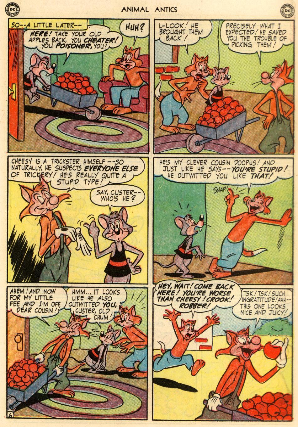 Read online Animal Antics comic -  Issue #29 - 15