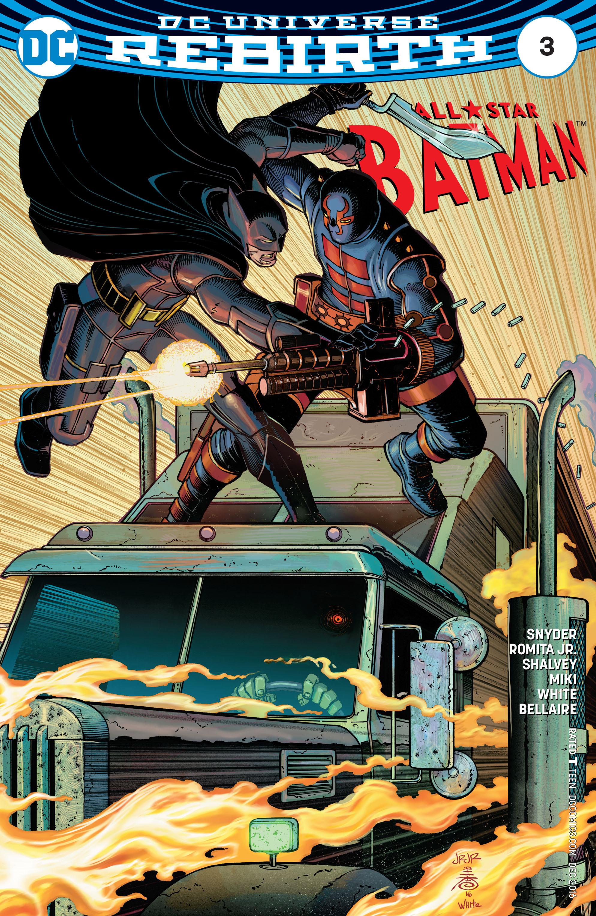 All-Star Batman 3 Page 1