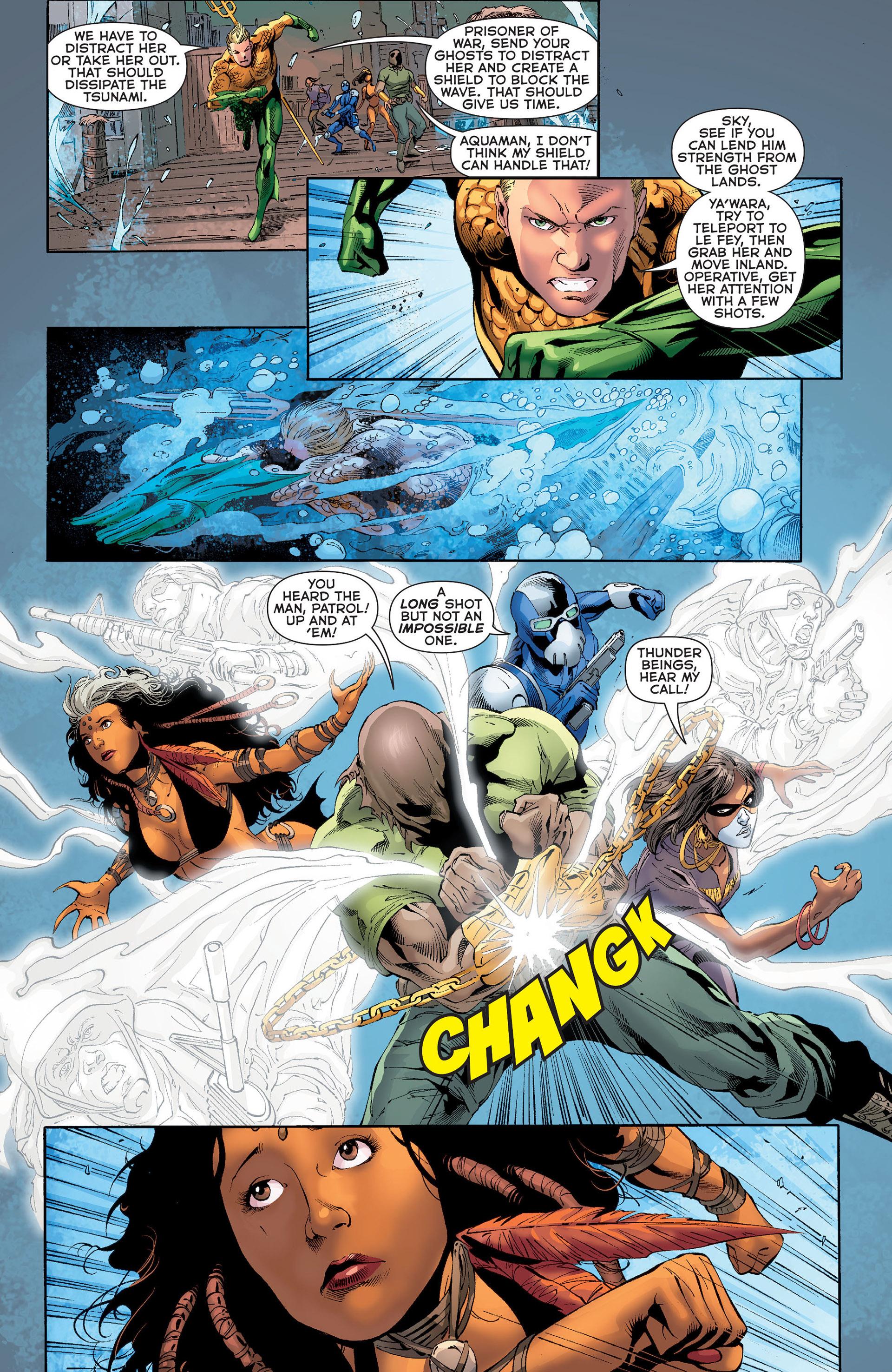 Read online Aquaman (2011) comic -  Issue #Aquaman (2011) _Annual 1 - 30