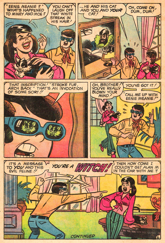Read online She's Josie comic -  Issue #43 - 8