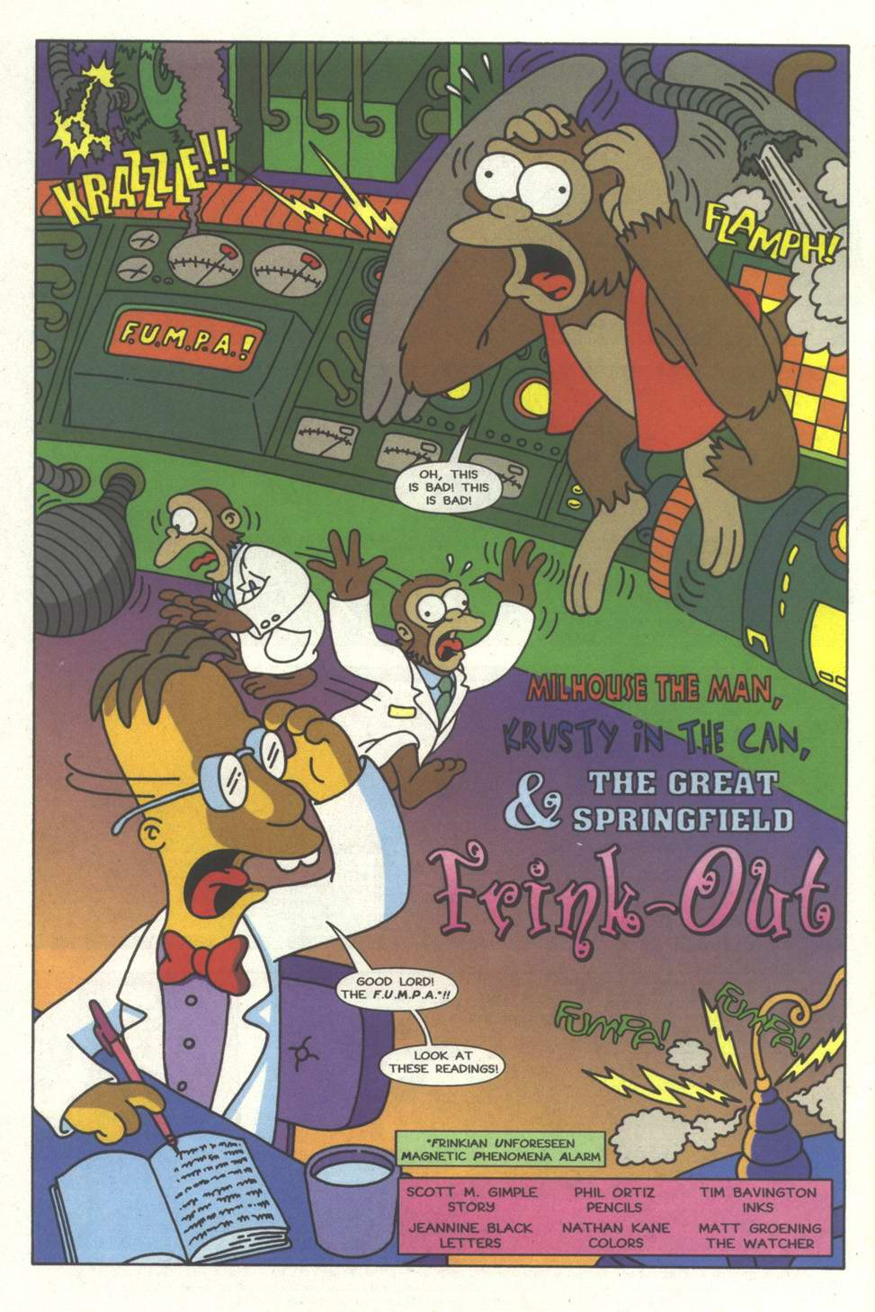 Read online Simpsons Comics comic -  Issue #33 - 3