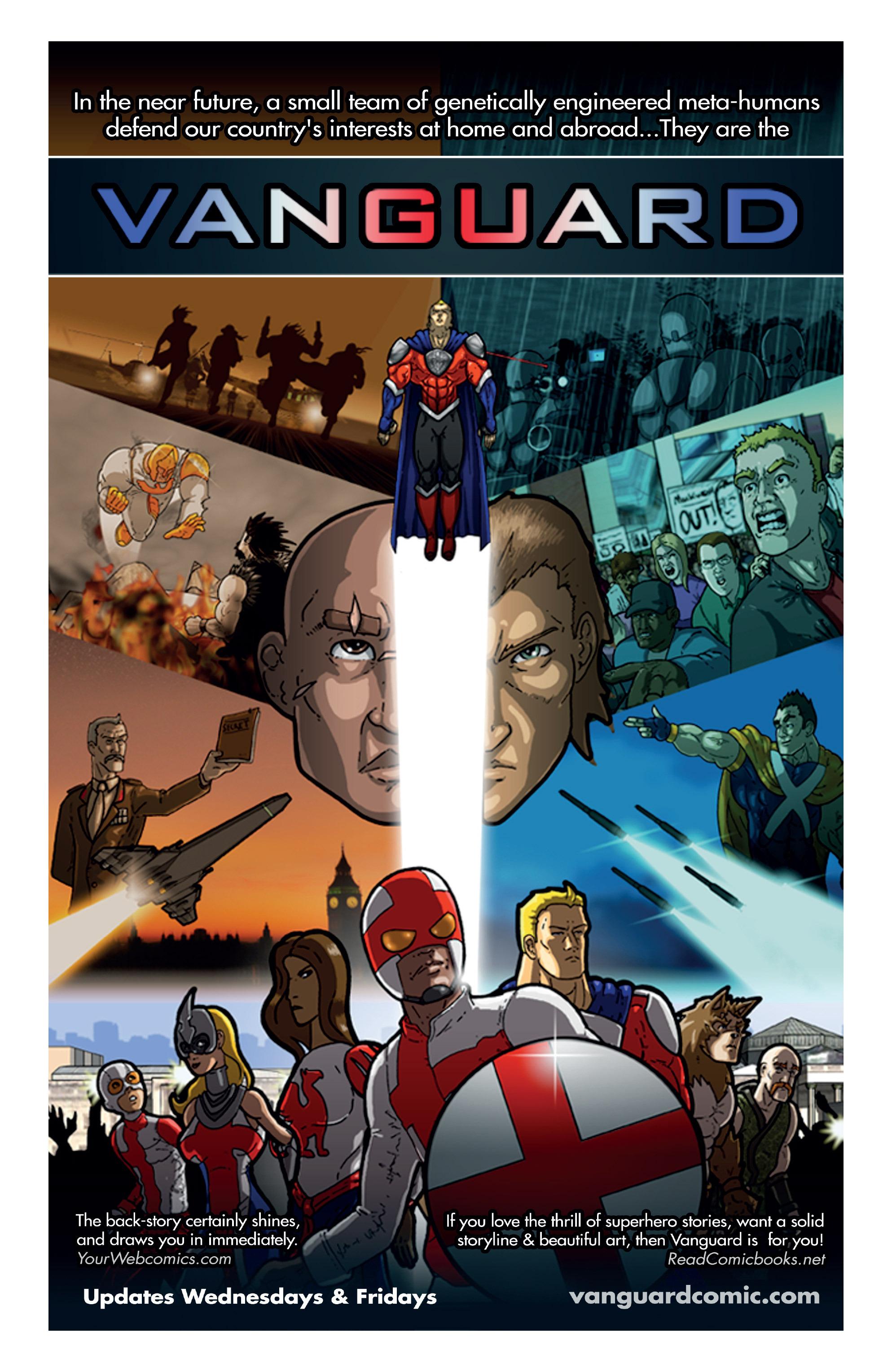 Read online Vanguard (2015) comic -  Issue #1 - 25