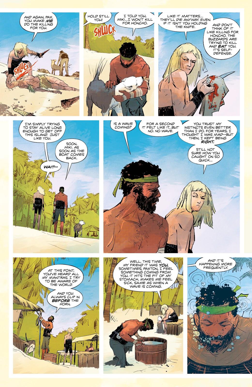 Read online Resonant comic -  Issue #5 - 9