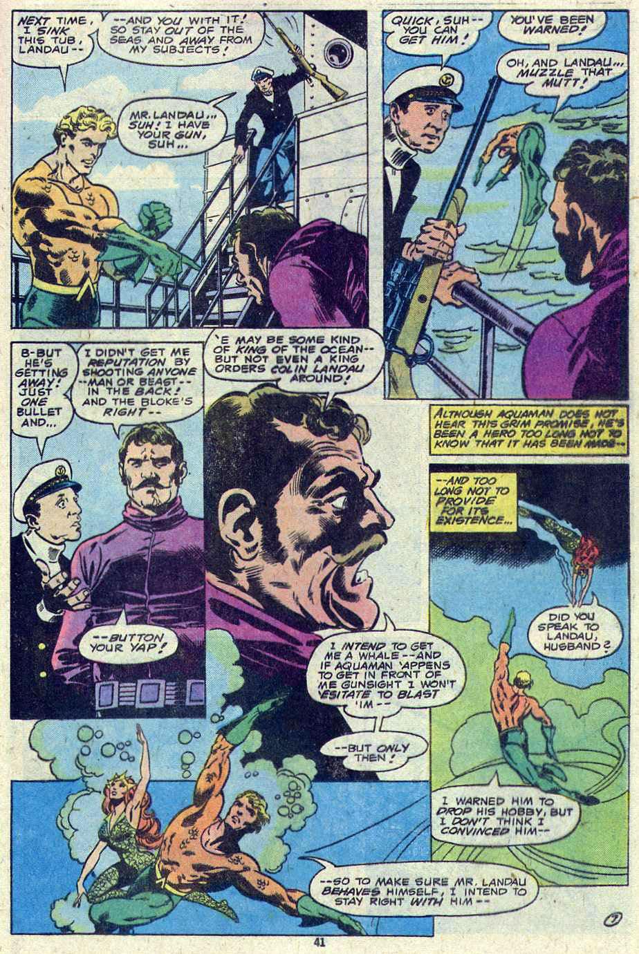 Read online Adventure Comics (1938) comic -  Issue #460 - 41