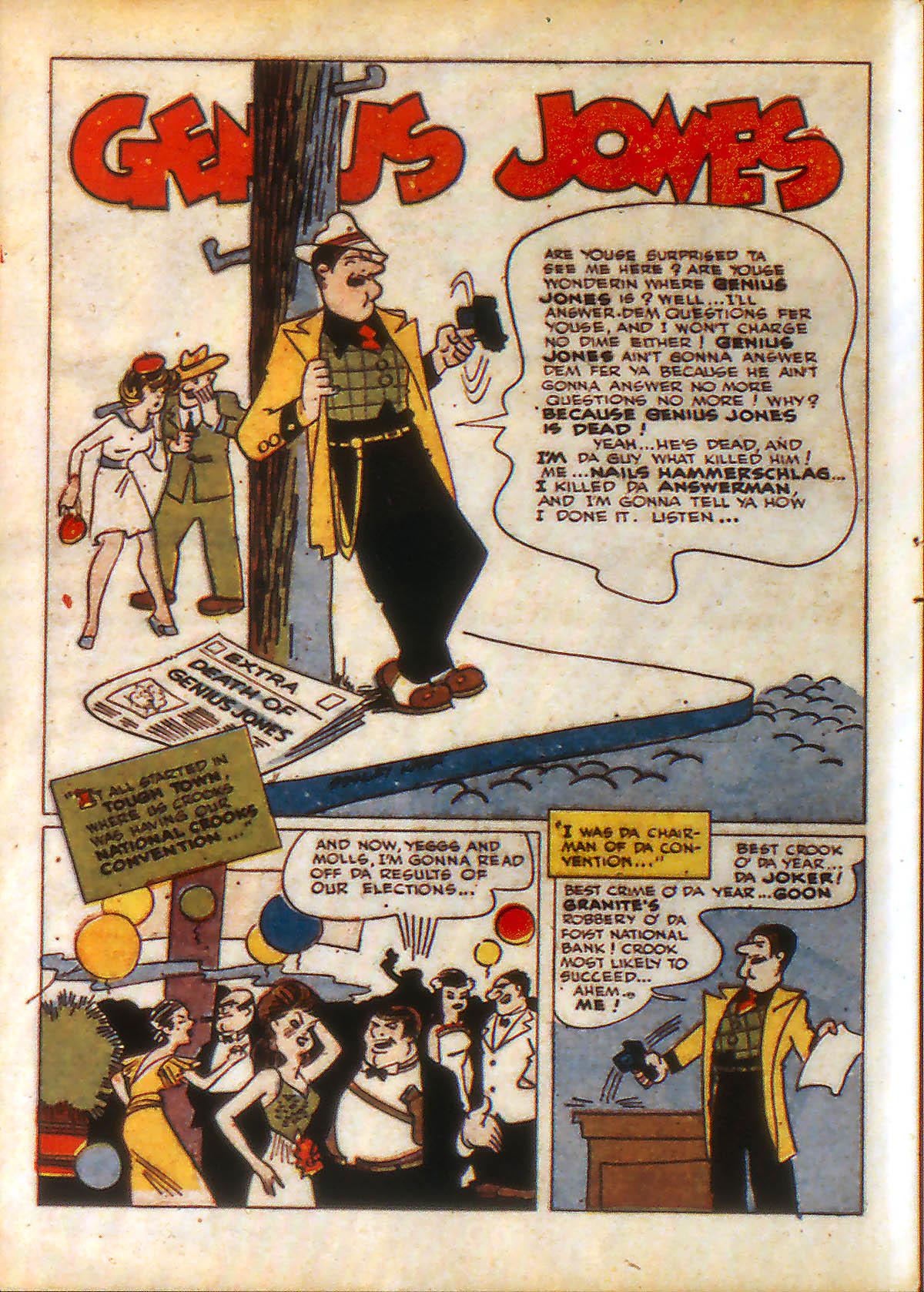 Read online Adventure Comics (1938) comic -  Issue #88 - 14