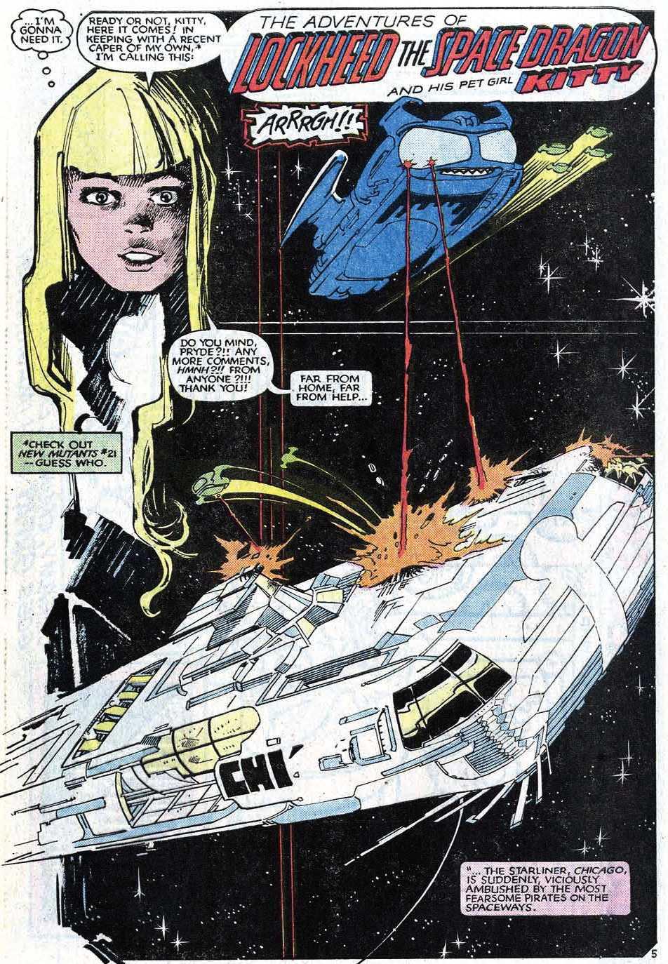 Read online Uncanny X-Men (1963) comic -  Issue # _Annual 8 - 7