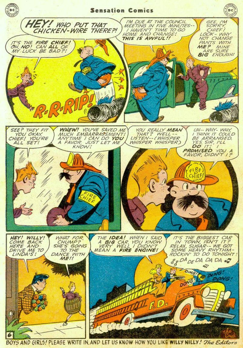 Read online Sensation (Mystery) Comics comic -  Issue #65 - 37