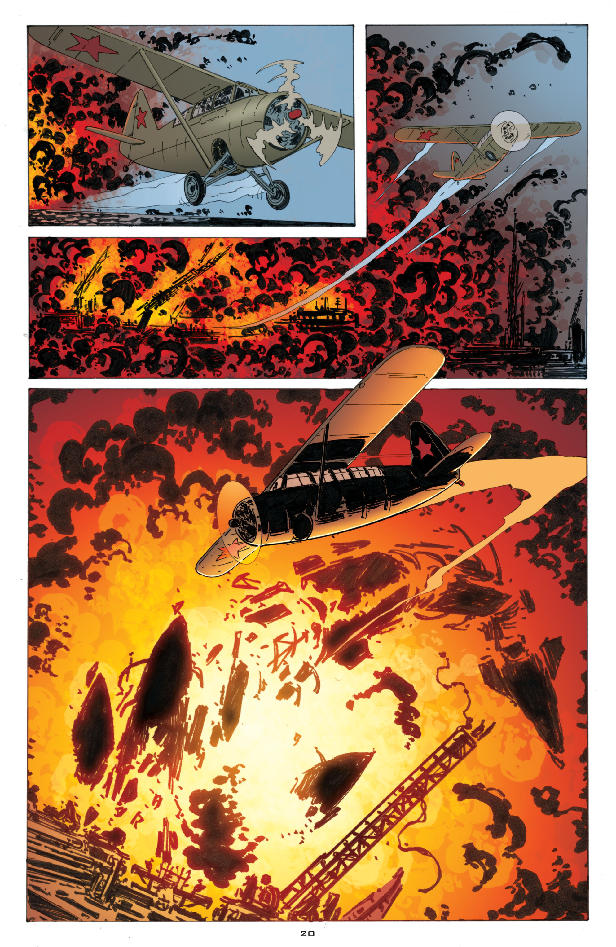 Read online Cold War comic -  Issue # TPB - 104