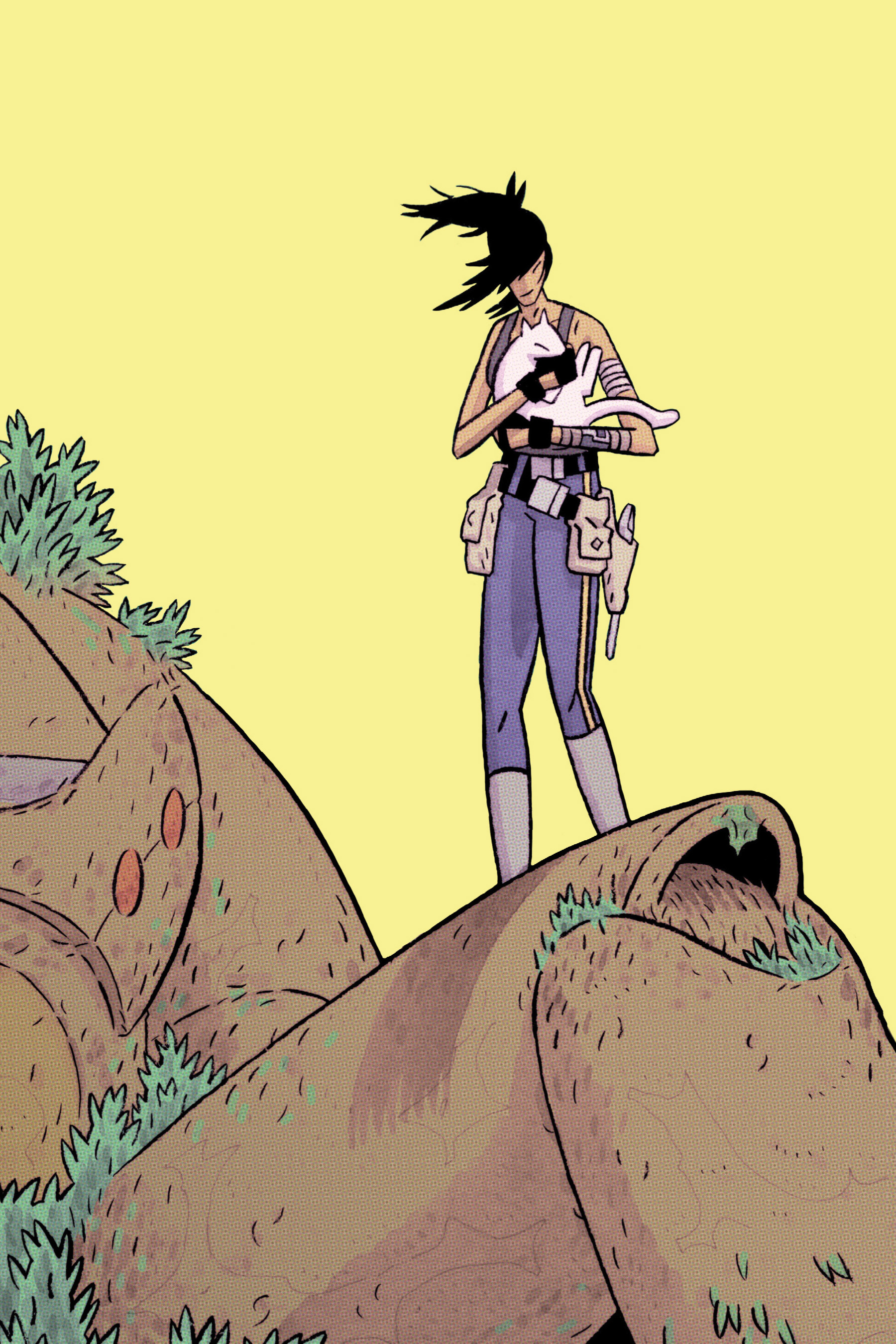 Read online ApocalyptiGirl: An Aria for the End Times comic -  Issue #ApocalyptiGirl: An Aria for the End Times Full - 4