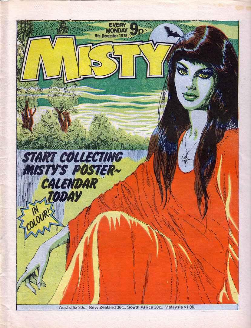 Misty (1978) 45 Page 1