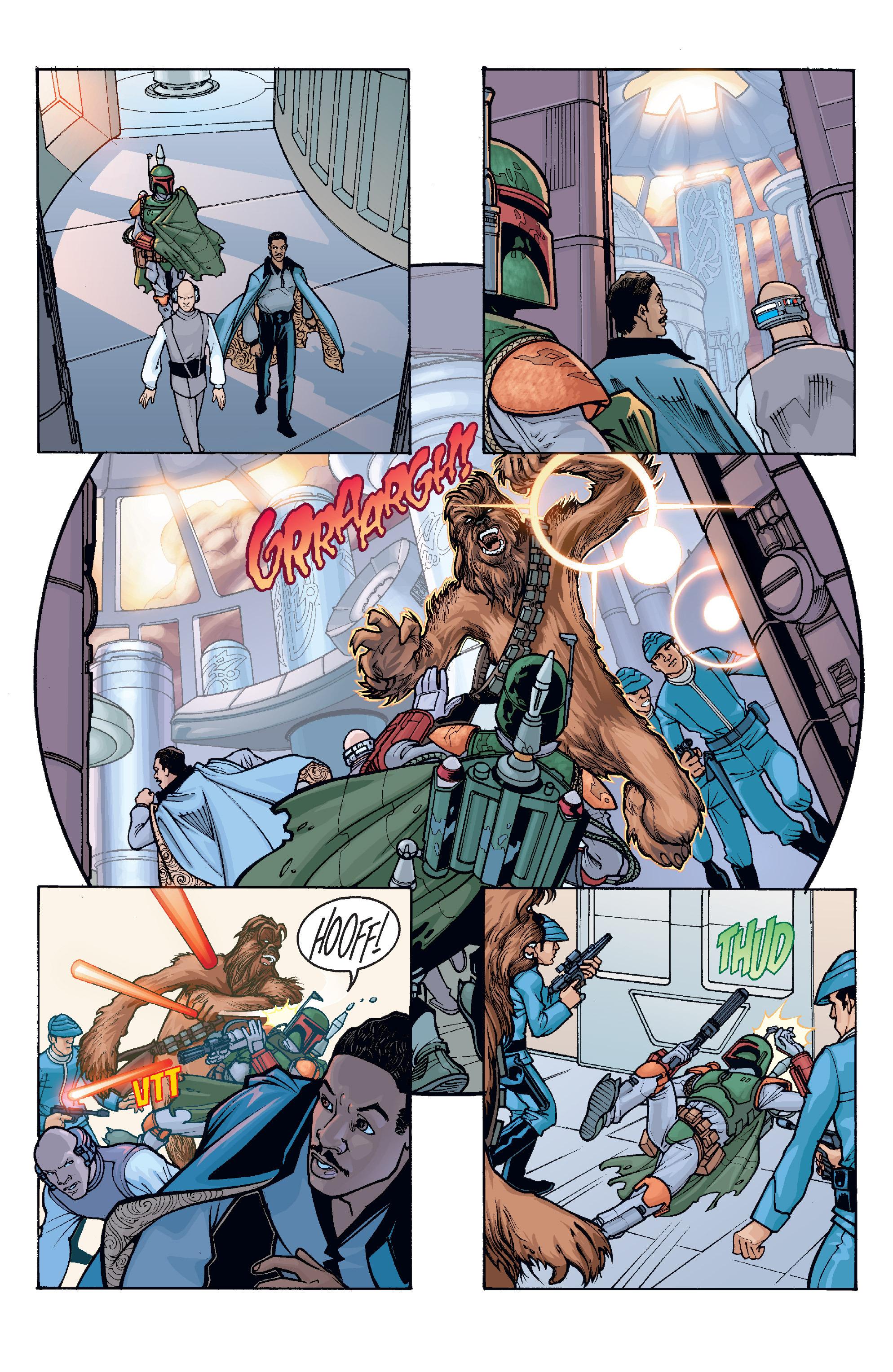 Read online Star Wars Omnibus comic -  Issue # Vol. 27 - 120