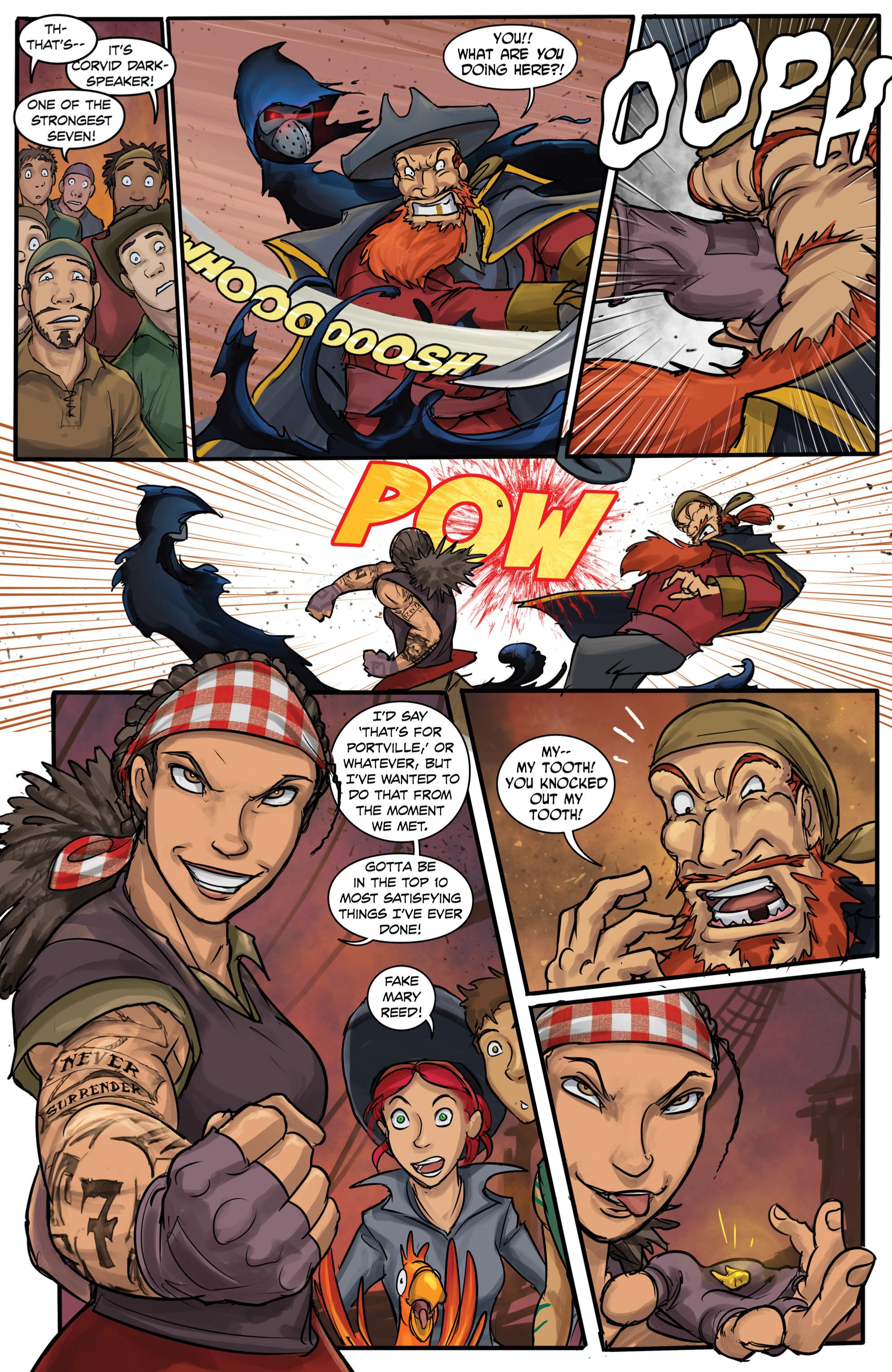 Read online Anne Bonnie comic -  Issue #6 - 20