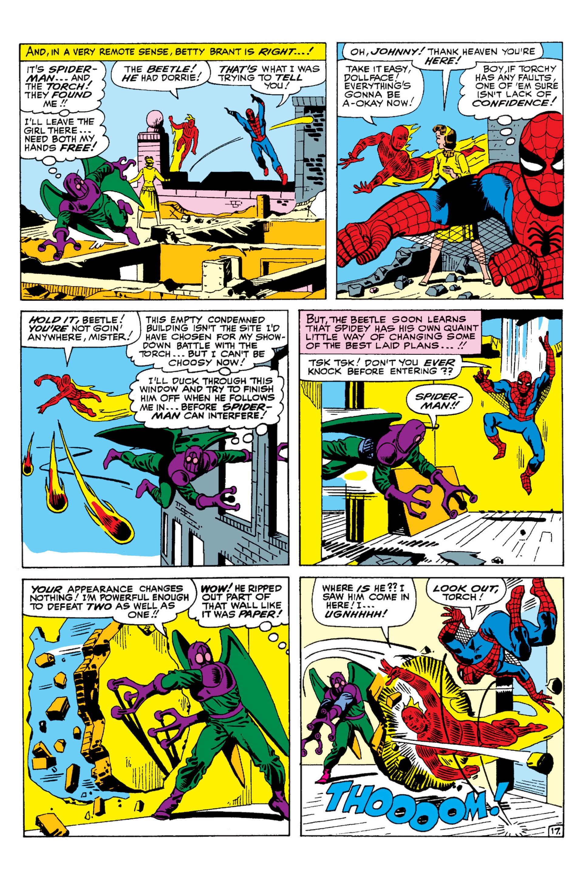 The Amazing Spider-Man (1963) 21 Page 17