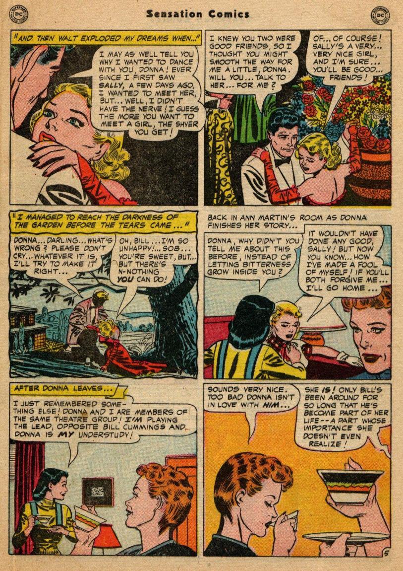 Read online Sensation (Mystery) Comics comic -  Issue #100 - 46