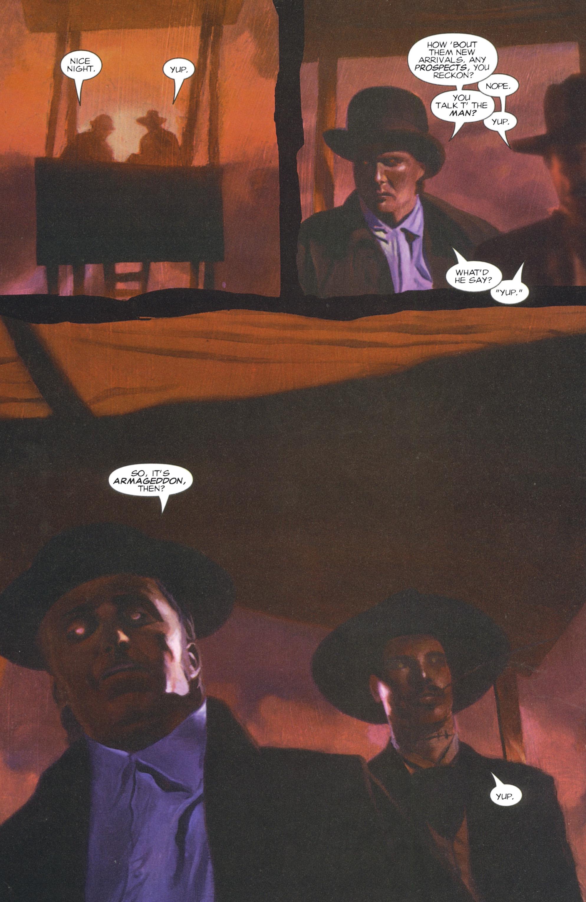 Read online Deadside comic -  Issue #3 - 16