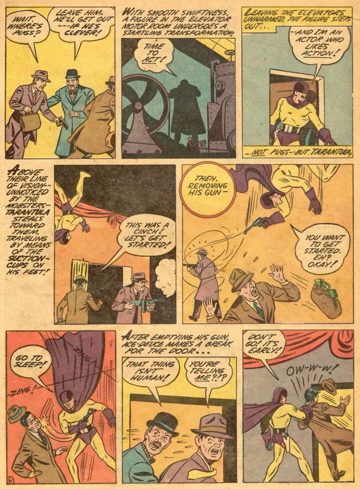 Star Spangled Comics (1941) issue 1 - Page 37