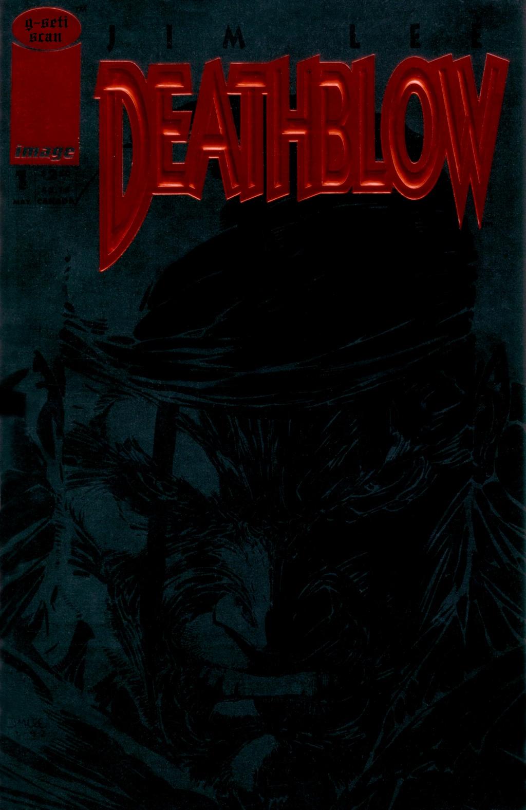 Deathblow (1993) 1 Page 1