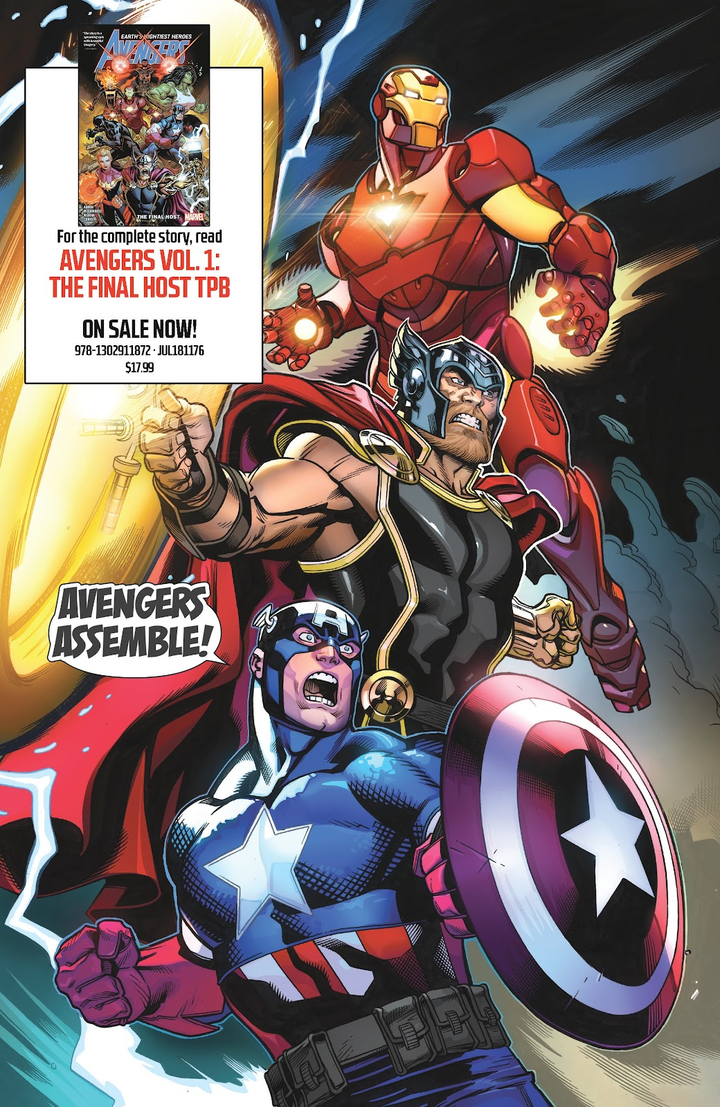Read online Avengers Start Here Sampler 2019 comic -  Issue # Full - 13