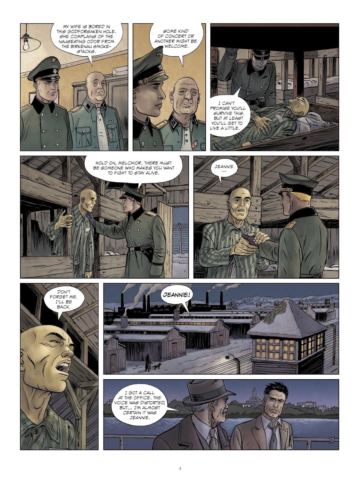 Read online Sherman comic -  Issue #6 - 4