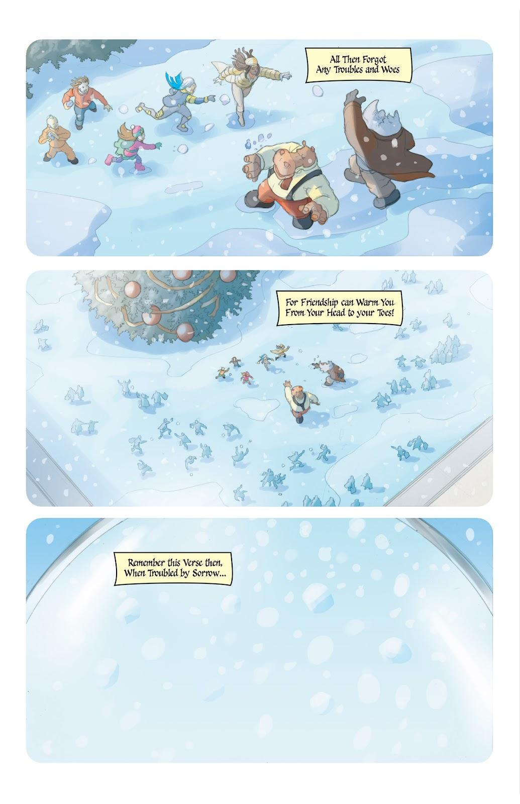 Read online Elephantmen 2261 Season Two: The Pentalion Job comic -  Issue # TPB - 114