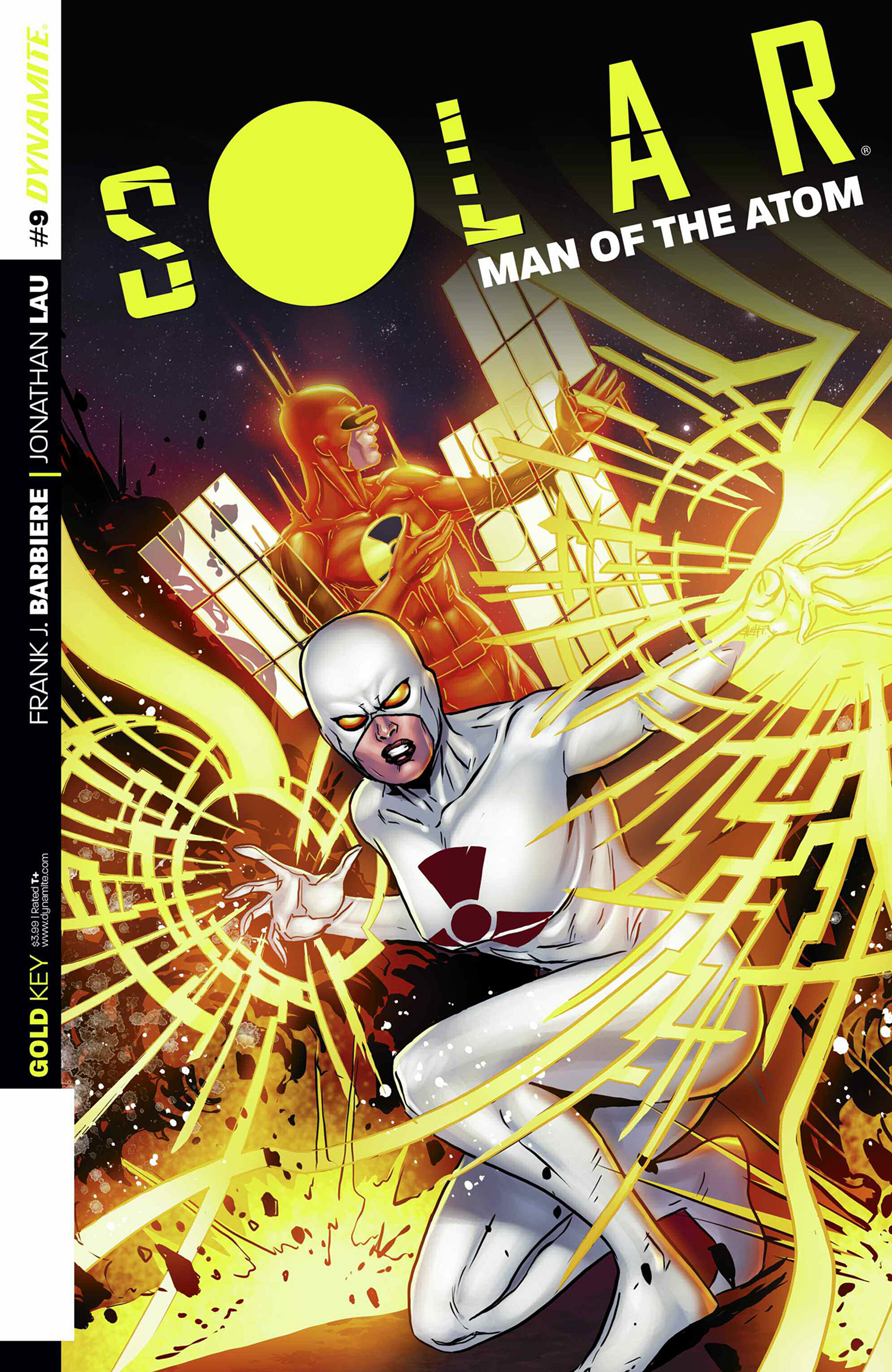 Read online Solar: Man of the Atom (2014) comic -  Issue #9 - 1