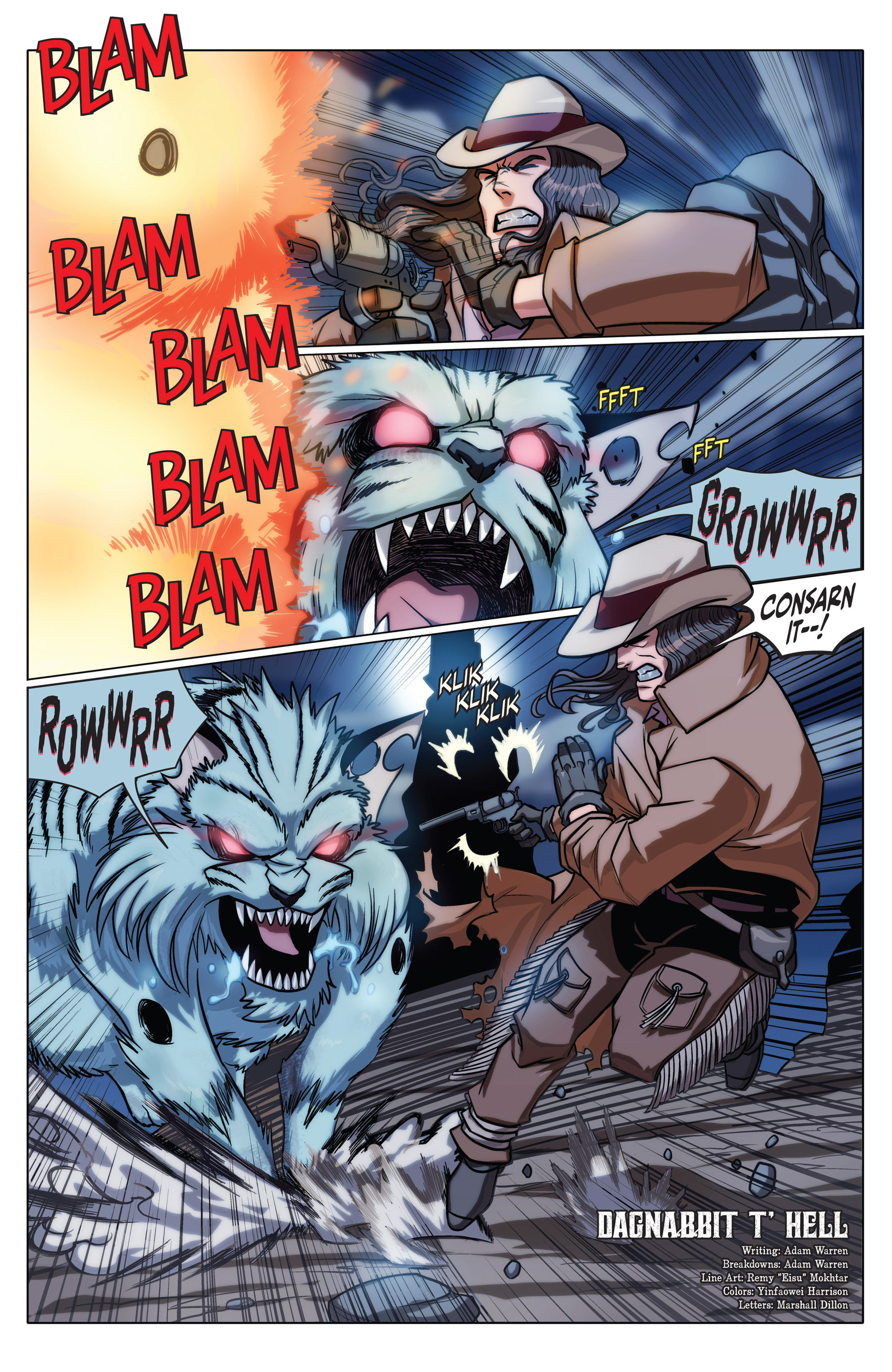 Read online Skullkickers comic -  Issue #24 - 11