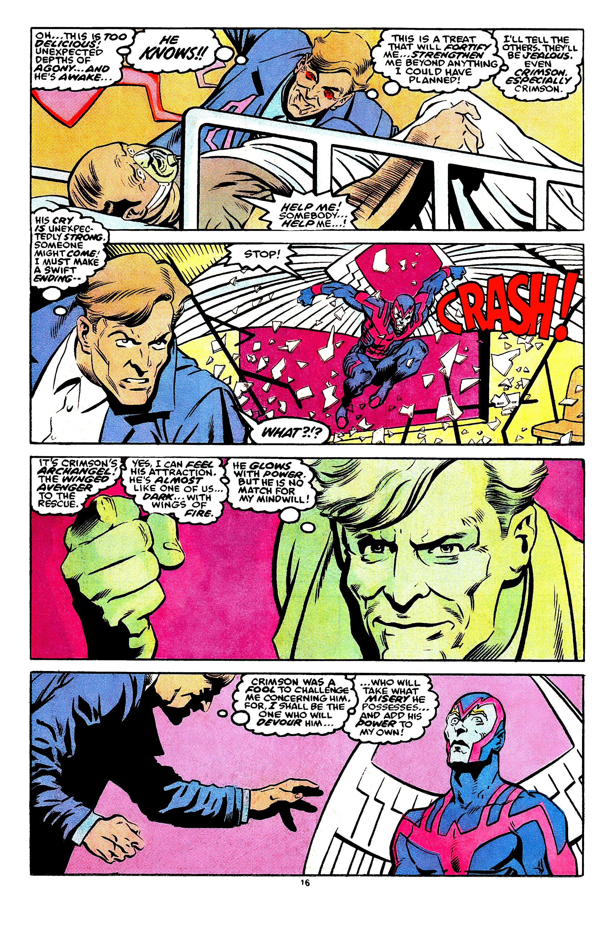 Read online X-Factor (1986) comic -  Issue #56 - 13