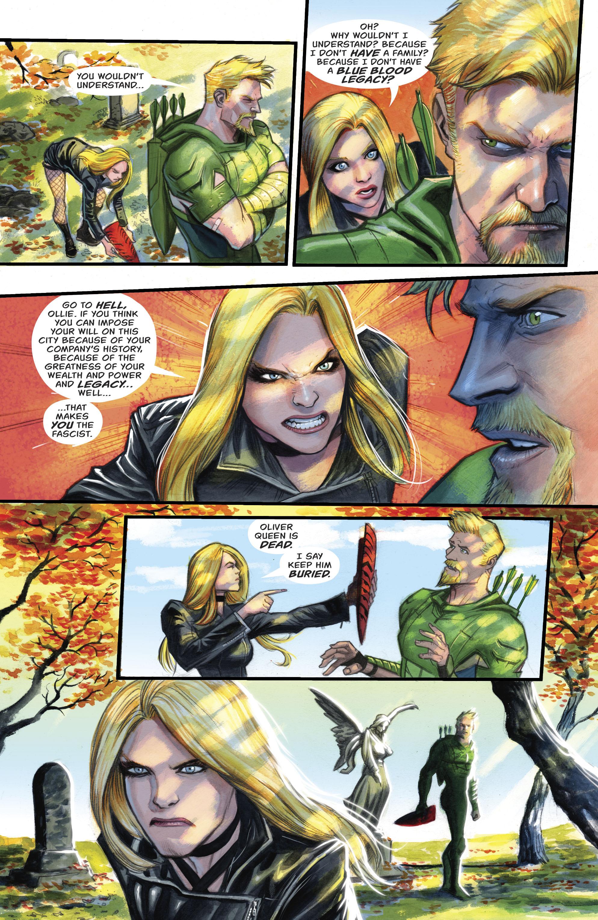 Read online Green Arrow (2016) comic -  Issue #22 - 21