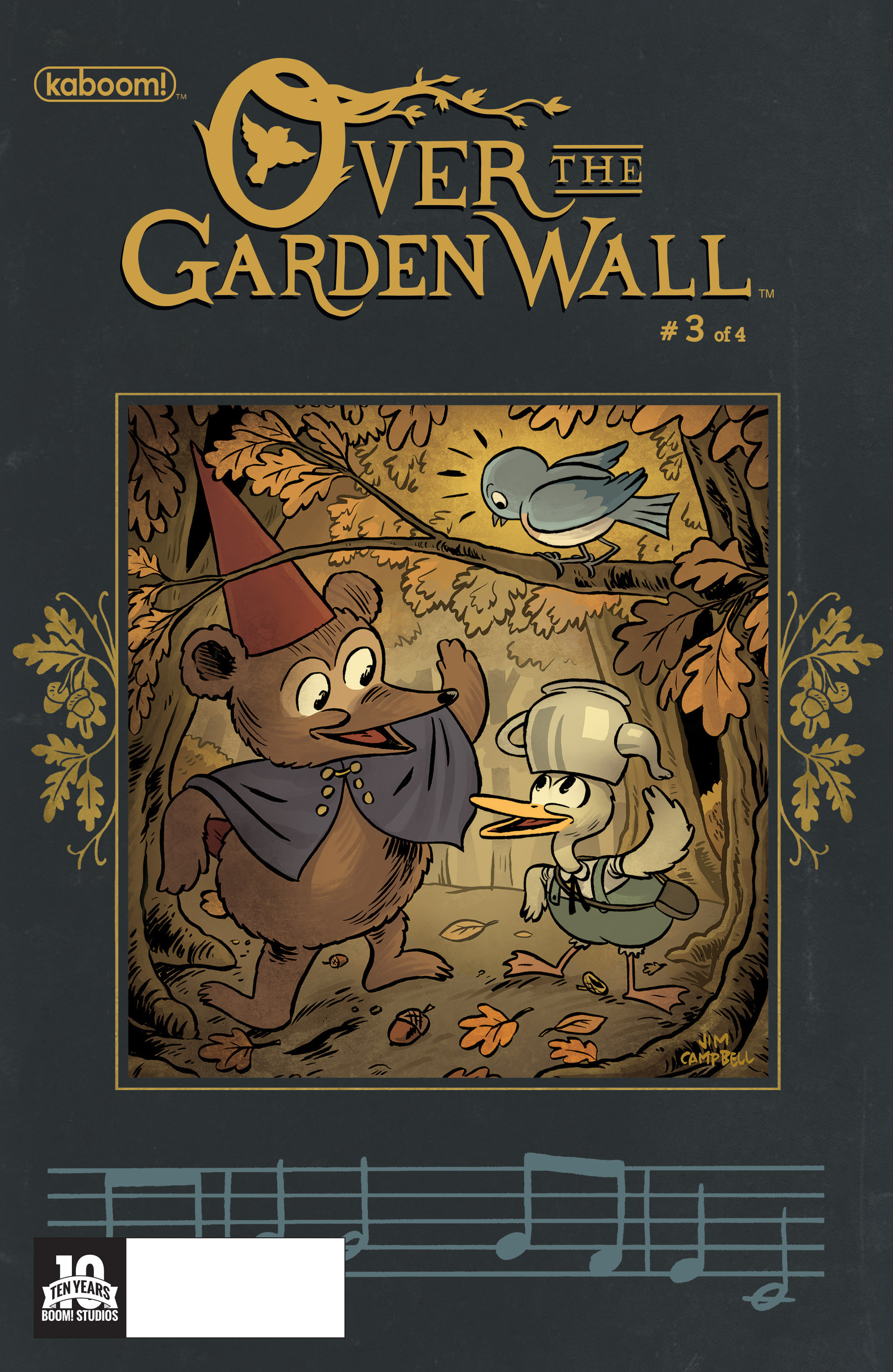 Over the Garden Wall (2015) 3 Page 1