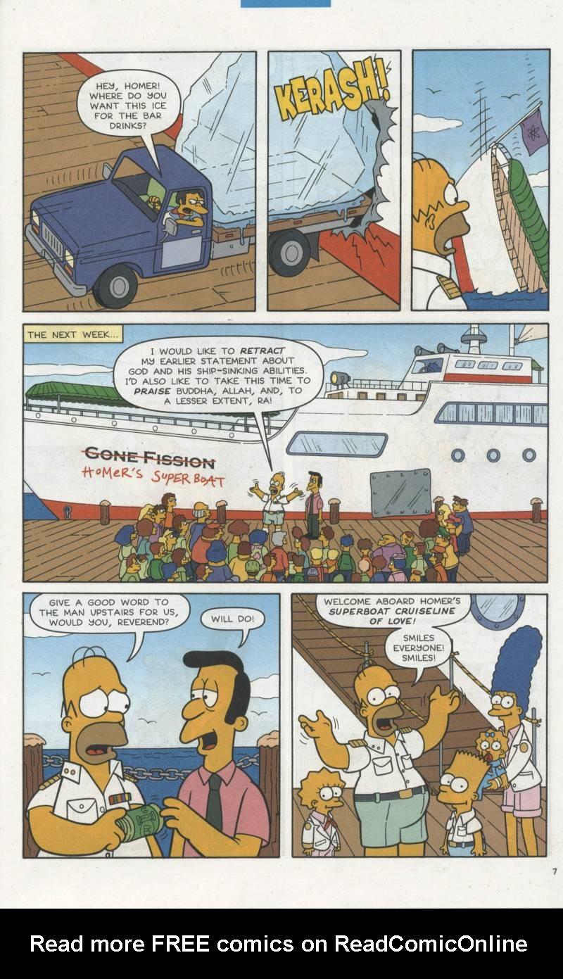 Read online Simpsons Comics comic -  Issue #66 - 8