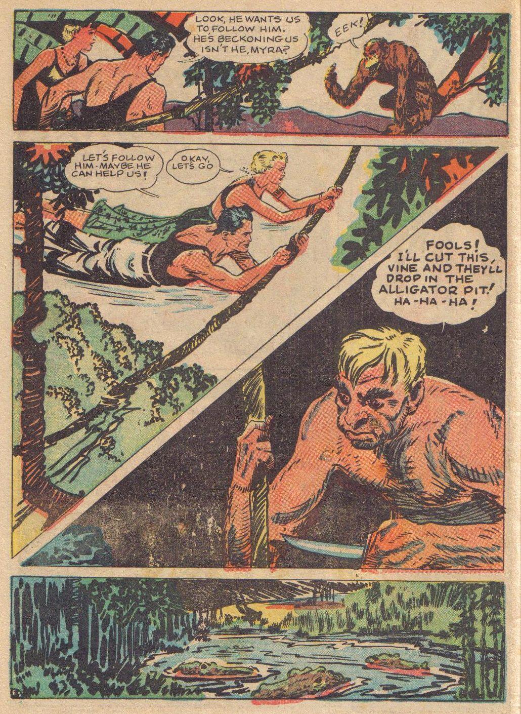 Read online Adventure Comics (1938) comic -  Issue #24 - 64