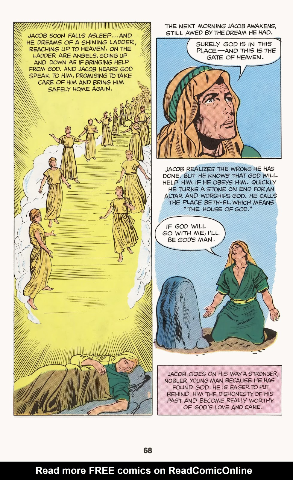 The Picture Bible issue TPB (Part 1) - Page 70