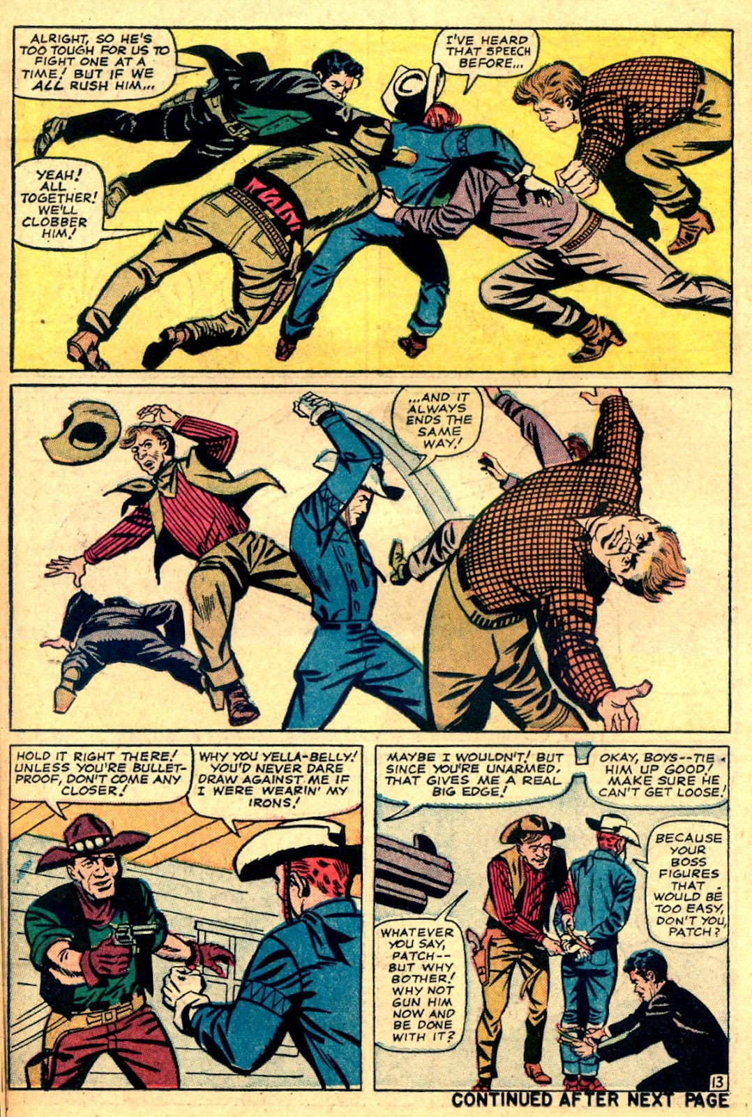 The Rawhide Kid (1955) issue 43 - Page 18