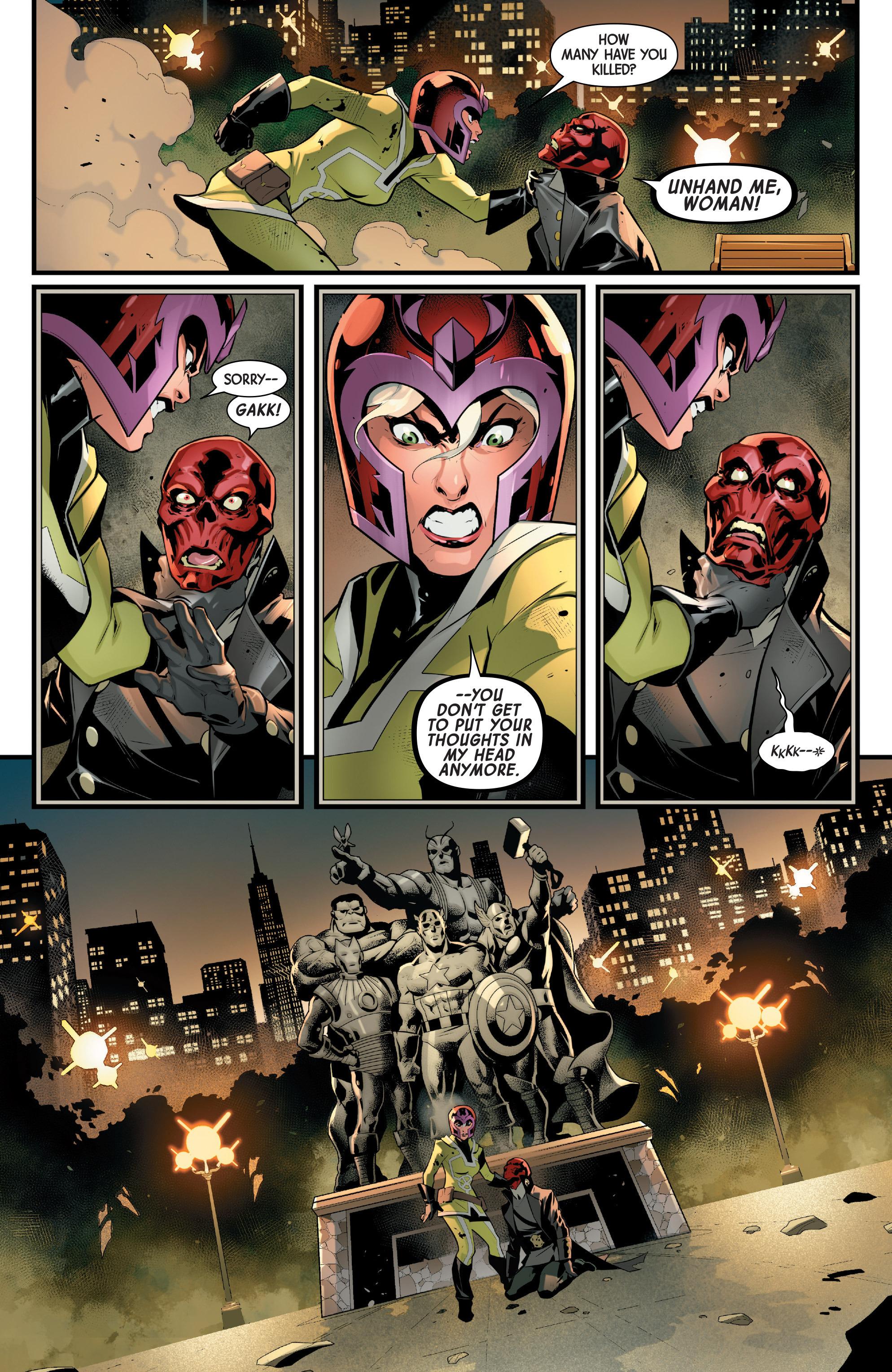 Read online Uncanny Avengers [II] comic -  Issue #21 - 11